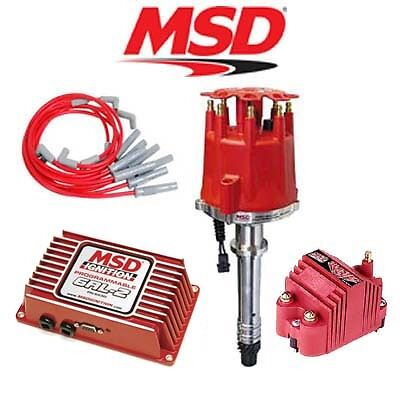 msd ignition 6530k 6al 2 programmable ignition control kit small msd ignition kit programmable 6al 2 distributor wires blaster ss coil