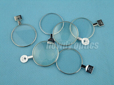Trial lenses Optical lenses for trial lens set Metal rim DIA 38mm