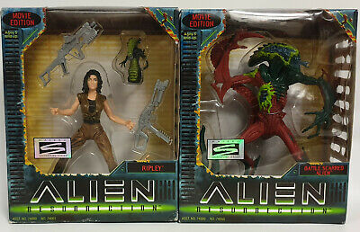 Alien Resurrection : Ripley Action Figure Made By Kenner / Hasbro In 1998