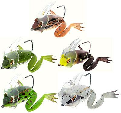 """RIVER2SEA LARRY DAHLBERG DIVER FROG 60 2 1/2"""" select colors"""