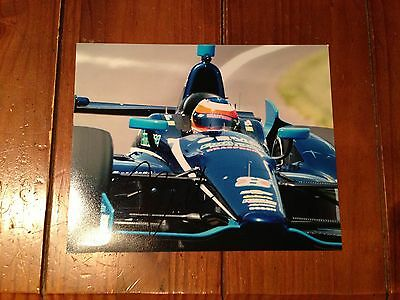 Rubens Barrichello Signed 8x10 Photo Autographed Formula One 1