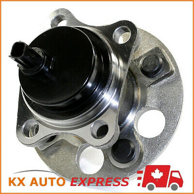 REAR WHEEL HUB & BEARING ASSEMBLY FOR TOYOTA YARIS w/ABS 2006 2007 2008 2009