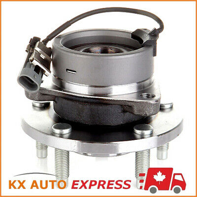 FRONT WHEEL HUB BEARING ASSEMBLY FOR CHEVROLET COBALT SS 2005 5 STUDS w/ ABS