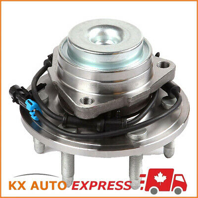Front Wheel Hub & Bearing Assembly For Chevrolet Astro Van Rwd 2003 2004 2005