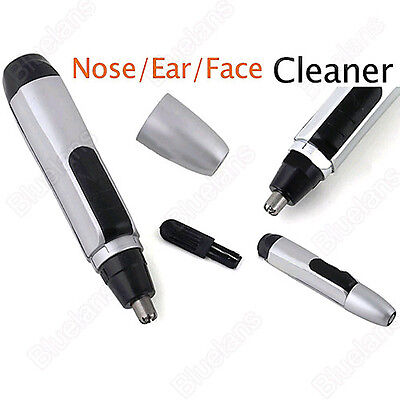 #B1 Portable Electric Nose Ear Face Hair Trimmer Shaver Clipper Cleaner Remover