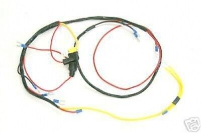 FORD TRACTOR WIRING Harness 86606459 2N 8N 9N - $36.30 | PicClick on