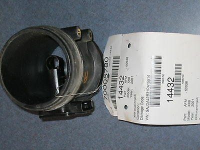 Jaguar '99-'03 XJ8 XK8 Mass Air Flow Sensor