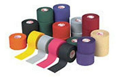 """Mueller MTape Athletic Tape Sports Tape ALL Colors 1 ½"""" x 10 yds - 6 Roll Pack"""