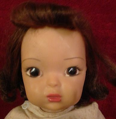 "Terri Lee Doll 16"" Circa 1951-62 Original Clothing - Great Condition"