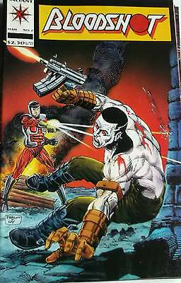 BLOODSHOT V1 n° 2 ( Valiant ) 1993, Vends comics 2 €