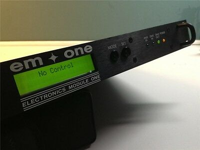Teatronics EM-ONE Controller for MD288 Dimming Systems