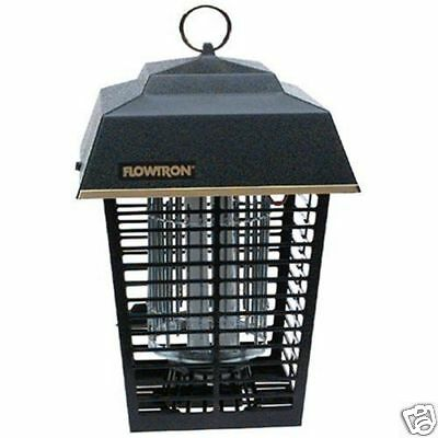 NO TAX! NEW Flowtron BK-15D Electric Insect Bug Fly Zapper Electronic 1/2 Acre
