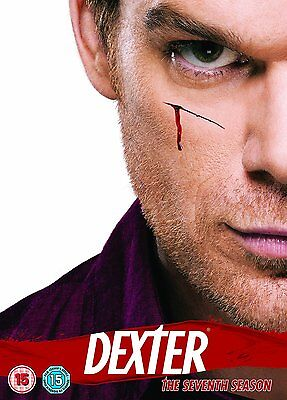 DEXTER COMPLETE SEASONS SERIES 7 DVD BOX SET 4 DISC New & Sealed Seven