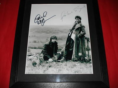 Withnail And I Castx2 Signed 10X8 Framed Mounted Photo
