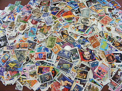 World Off-Paper  Treasure Trove  From Old Collections & Charity Donations (5000)