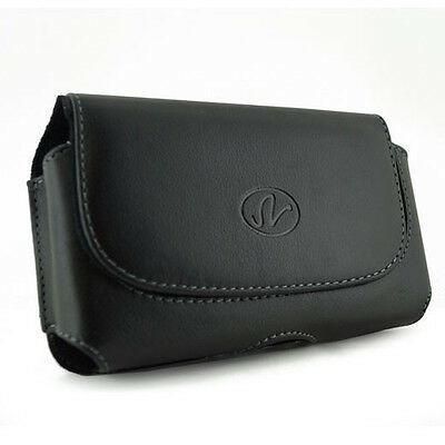 New Premium Holder Carrying Case Cover Clip Pouch w Belt Loops for ATT Phones