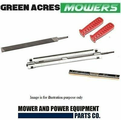 Chainsaw Sharpening Kit 7/32 With Depth Gauge Tool For 3/8 Chain Vallorbe Files