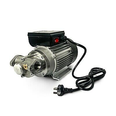 240V Gear Pump - Oil - Diesel - Fuel - Biodiesel - 14 L/min - AU Warranty!