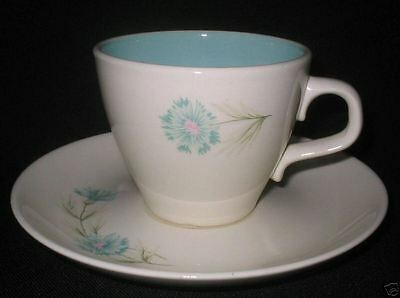 Taylor Smith TST BOUTONNIERE Cup & Saucer Set (s)