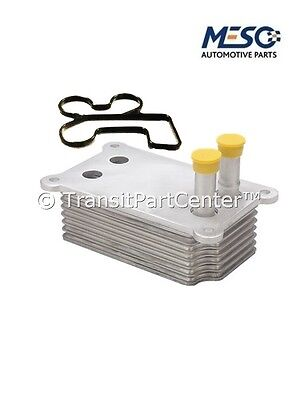 Oil Cooler Radiator With Gasket For Ford Transit Mk6 2000-2006 2.0 L