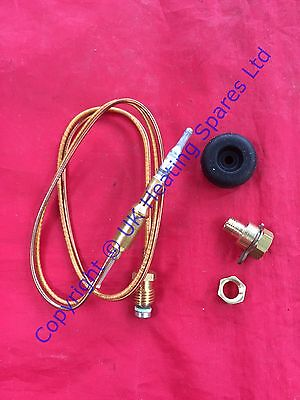 Vaillant MAG 125/& 125/7.1 & 125/11 Water Heater Multipoint Thermocouple 171125