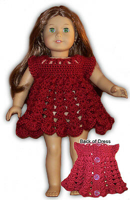 Free Crochet Doll Clothes Patterns American Girl