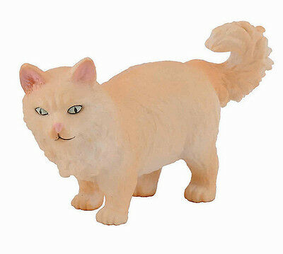 FREE SHIPPING | CollectA 88328 Norwegian Forest Cat Standing - New in Package