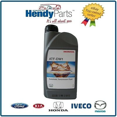 Genuine Honda ATF-DW1 Automatic Transmission/Gearbox Oil 08268-99901HE