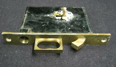 Vintage Pocket Door Mortise Lock Keyed #2041-13