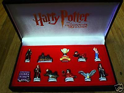 Harry Potter Porcelain Figurine Set Prisoner of Azkaban Cake Decoration Party
