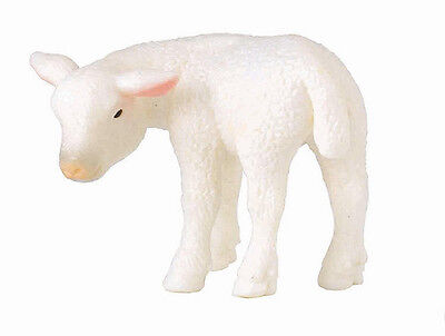 FREE SHIPPING   CollectA 88392 Lamb Looking Back  Farm Animal - New in Package