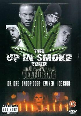 The Up In Smoke Tour (2009) DVD Dr Dre, Snoop Dogg, Eminem, Ice Cube R4