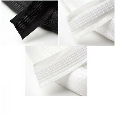 Hemline 1m x 15mm Satin Covered Polyester Boning