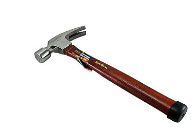Heavy Duty Claw Rip Hammer Hickory Wood Handle 16oz or 24oz Bent or Straight Jaw