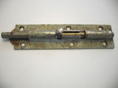 VINTAGE Sliding Barrel Bolt GATE Cupboard DOOR Latch Lock Shabby Chic