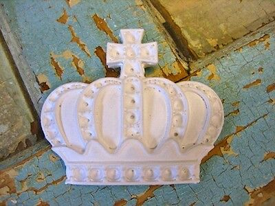 Shabby & Chic Princess Crowns ( 2 PC )  FURNITURE APPLIQUES !