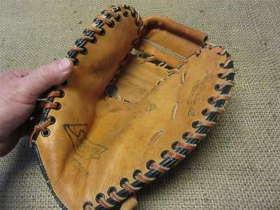 Leather Craft Old Baseball Glove