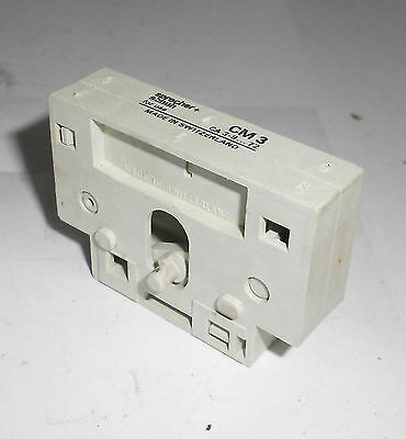 Sprecher + Schuh Mechanical Interlock, CM 3, For Use With CA 3-9...72, Used