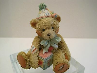 "Cherished Teddies: Age 2 ""Two Sweet Two Bear"""