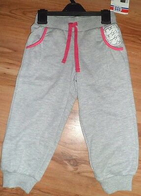 New With Tags Official England Joggers Cropped 7-8 11-12 Years Marks & Spencer