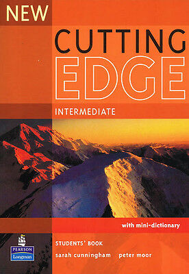 Longman NEW CUTTING EDGE Intermediate Students' Book S. Cunningham P. Moor @NEW@