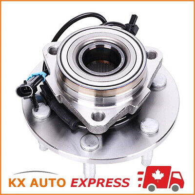 Front Wheel Hub Bearing Assembly For Chevrolet Silverado 1500 2006 2007 4Wd Awd