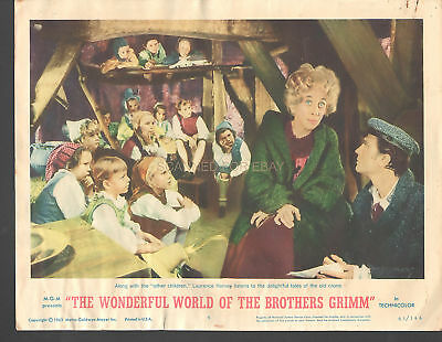Wonderful World Of The Brothers Grimm Orig Lobby