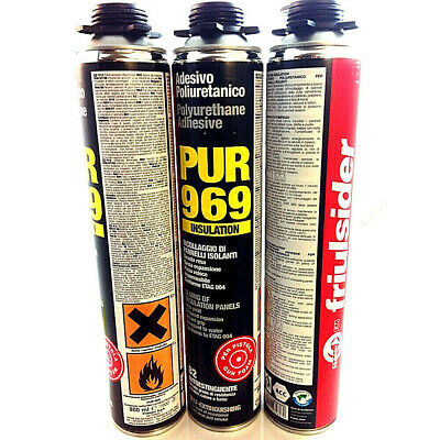 800ml FAST FIX BOARD ADHESIVE RAPID FIXING OF PLASTERBOARD & INSULATION PANELS