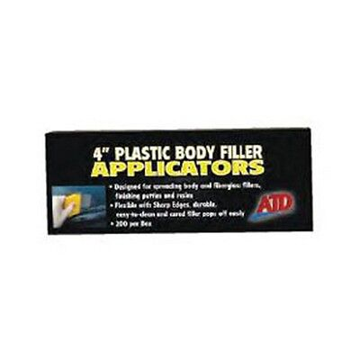 Auto Body Filler Applicators, 200 pc. ATD-6801 Brand New!