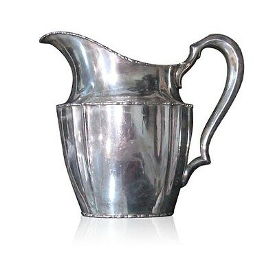 Tiffany & Co Marquise Sterling Water Pitcher 3 1/2 Pint