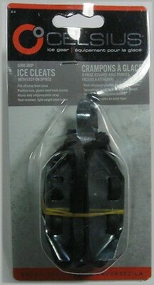 Celsius- Ice Cleats with Easy-On Polypropylene Straps #IC-3