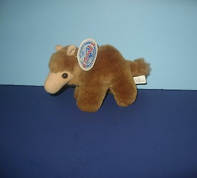 "1994 Club Earth 6"" Dromedary Camel Pal Stuffed Plush Stuffed Animal w/ Tag"