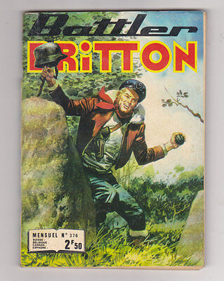 Battler BRITTON N°376 juillet 1978