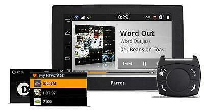 "Ford BA Falcon 5"" Navigation upgrade with Bluetooth USB, Ipod, internet radio"